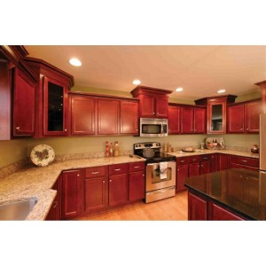 Harmony kitchen, Kountry Wood Products