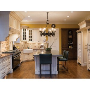 Luxury kitchen, Ovation Cabinetry