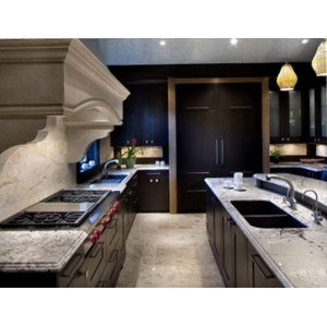 Luxury kitchen by Bentwood