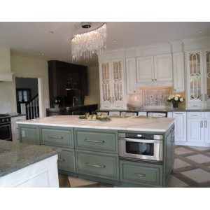 Master kitchen, Hampshire Cabinetry