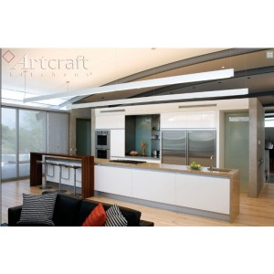 Modern kitchen, Jim Bishop Cabinets