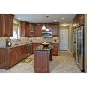 Natura kitchen, Jim Bishop Cabinets