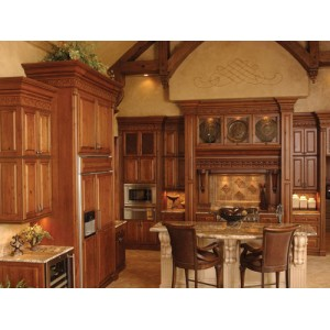 Power kitchen, Ovation Cabinetry