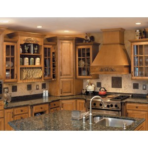 Prescott kitchen by Fieldstone