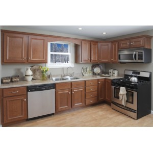 Princeton kitchen, Kountry Wood Products