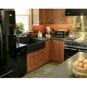 Spring kitchen, Great Northern Cabinetry
