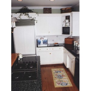 Spring kitchen by Birchcraft