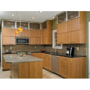 Surprise kitchen, Jim Bishop Cabinets
