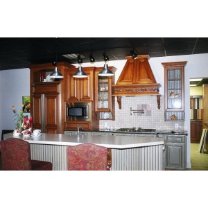 Transitional kitchen, QuakerMaid