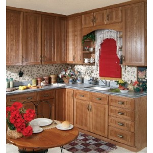 Trenton kitchen, Great Northern Cabinetry