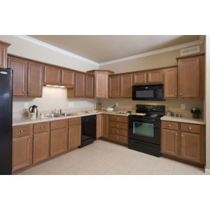Vanderburgh kitchen, Kountry Wood Products