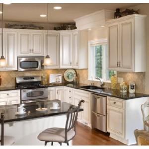 Verona kitchen, Great Northern Cabinetry