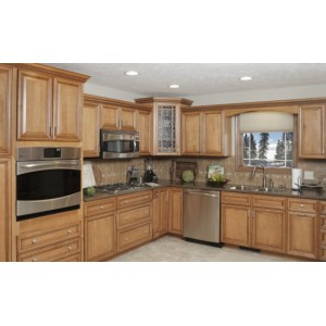 Williamsburg kitchen, Kountry Wood Products