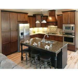 Windsor kitchen, Great Northern Cabinetry