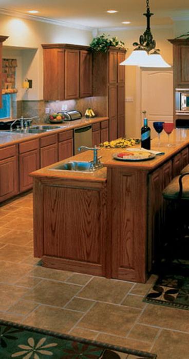 Brandom Kitchen Cabinet