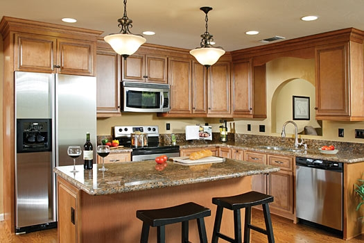 Superb Lenox Kitchen, RiverRun Cabinetry. Lenox