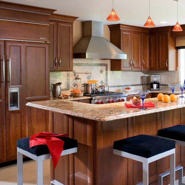 Kitchen Cabinets Usa: Pennville Custom Cabinetry