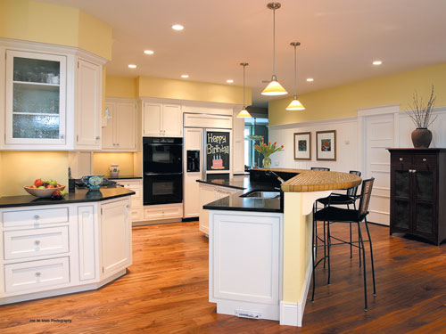 Perfection Kitchen, Ovation Cabinetry. Perfection