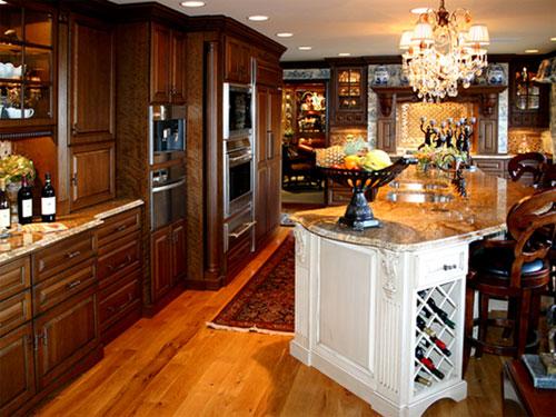 Romance Kitchen, Ovation Cabinetry. Romance