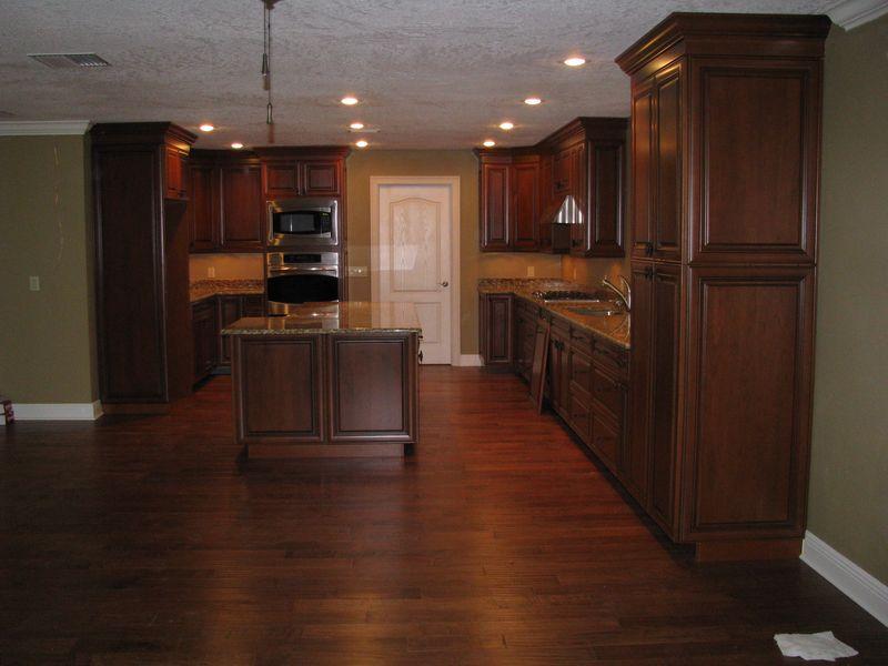 Elegant Romance Kitchen, Prestige Cabinets. Romance