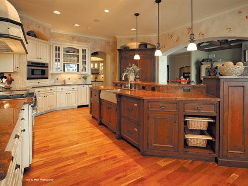 Surprise Kitchen, Ovation Cabinetry. Surprise