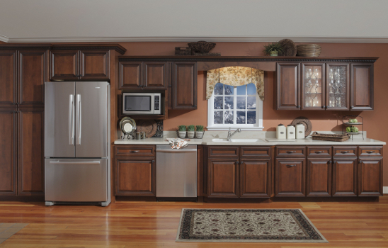 Williamsburg Deluxe & Kountry Wood Products | USA | Kitchens and Baths manufacturer