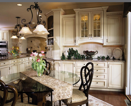 Kingston Kitchen Omega Cabinetry