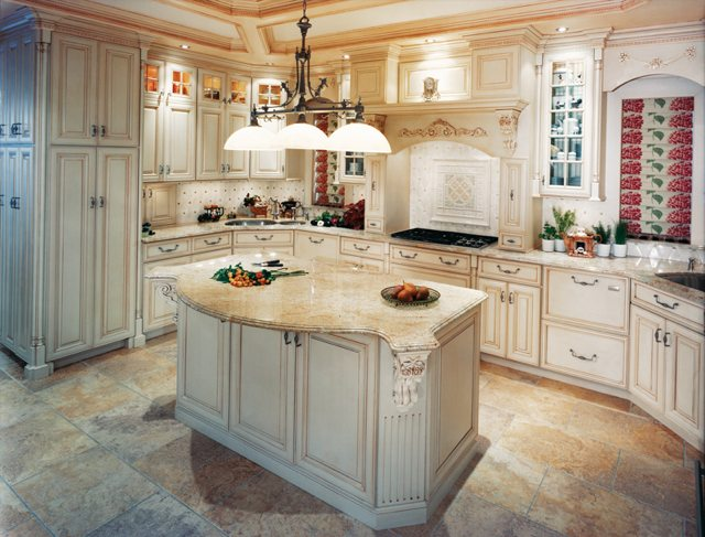 Springdale Cameo Kitchen Holiday Kitchens