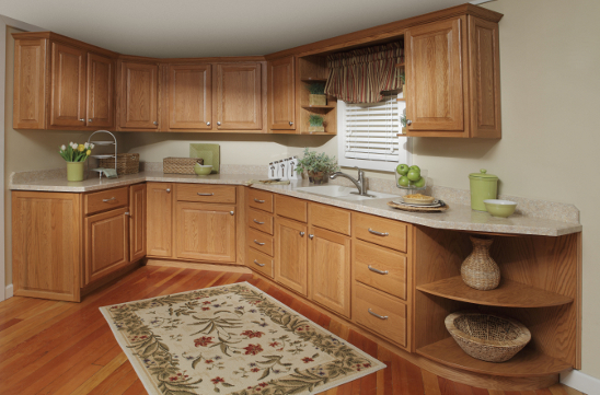 Clic Kitchen Kountry Wood Products